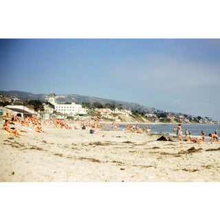 1960s Vintage Laguna Beach California Photograph Print For Sale