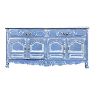 1970s Vintage Thomasville Country French Buffet For Sale