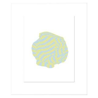 "Medium ""Citrine Knot 1"" Print by Angela Chrusciaki Blehm, 25"" X 30"""