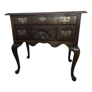 Harden Furniture Victorian Lowboy Chest For Sale