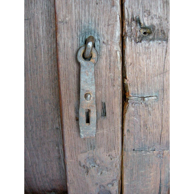 Pair of 19th Century Antique Wooden Doors Antique Wooden Door For Sale on