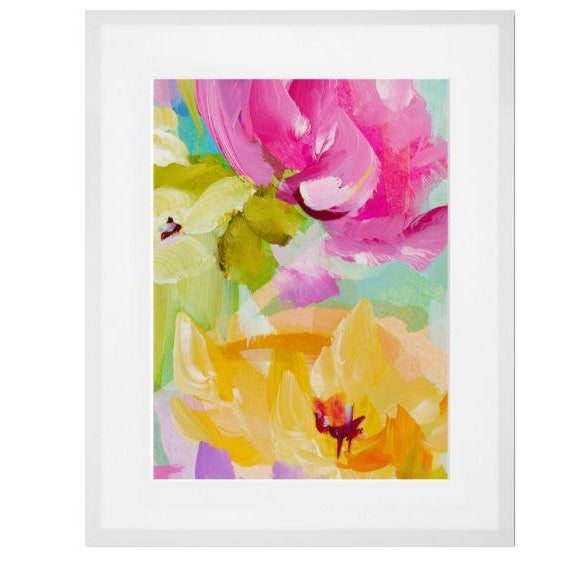 Not Yet Made - Made To Order Spring Rain 3 Art Print by Susan Pepe For Sale - Image 5 of 5