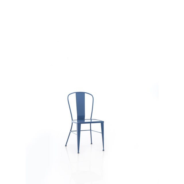 About Bistro garden chairs in colors wrought iron with optional wood seat. Additional Options - Colors : black, shine...