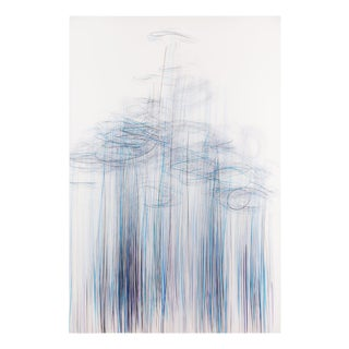 "Jaanika Peerna ""Thaw 3"" Drawing For Sale"