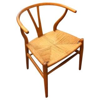 Hans Wegner 1955 Wishbone Chairs - Set of 4