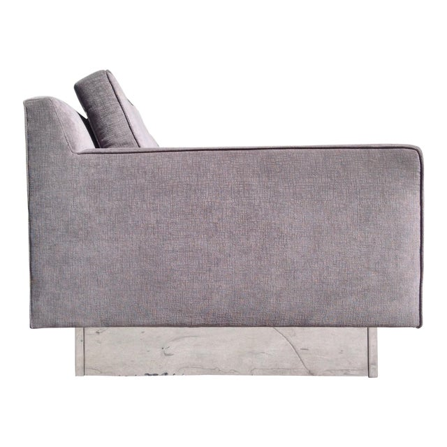 1970's Three Seater Sofa Designed by Harvey Probber For Sale