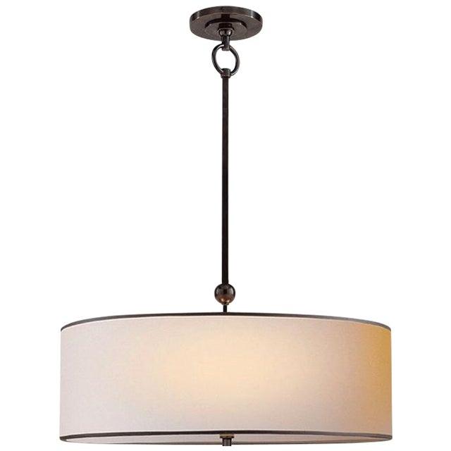 Thomas O'Brien Reed Pendant Light For Sale
