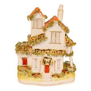 19th C Large Staffordshire Cottage For Sale