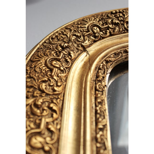 Early 20th Century French Gold Gilt Mirror - Image 5 of 7