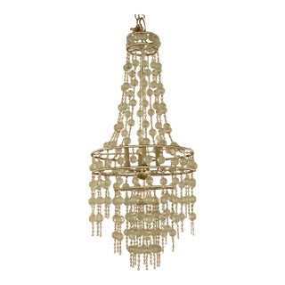 Currey & Co. Rainhill Chandelier For Sale