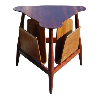 Dunbar Magazine Table by Edward Wormley For Sale