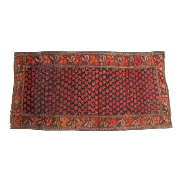 """Antique Karabagh Carpet - 4'9"""" x 9'4"""" For Sale"""