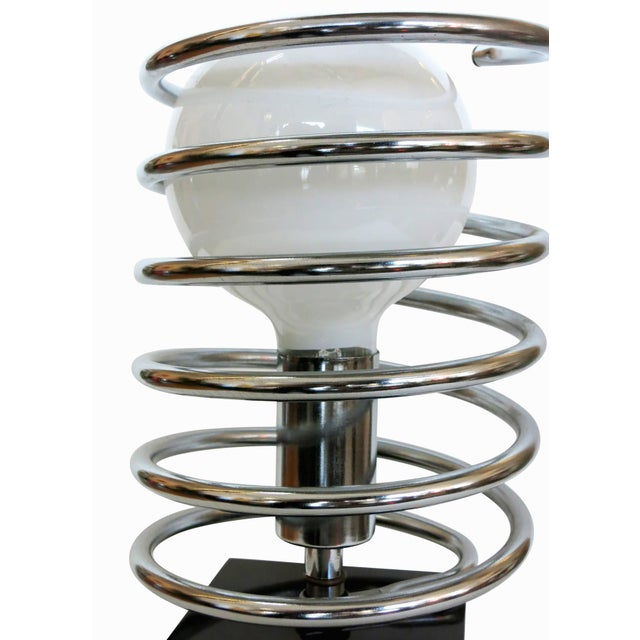 Modernist Spring Table Lamp by Sonneman Lighting Company For Sale In Los Angeles - Image 6 of 8