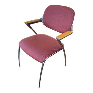 1970s Francesco Zaccone Thonet Chair For Sale