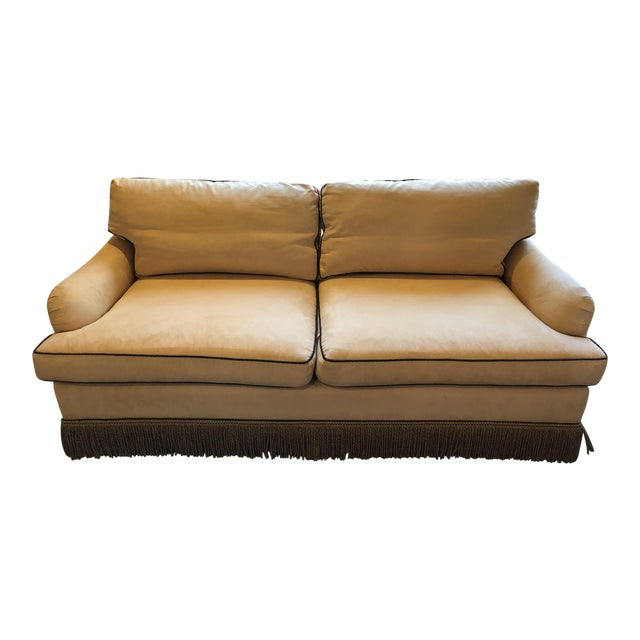 Transitional Custom Baker Sofa - Image 1 of 6