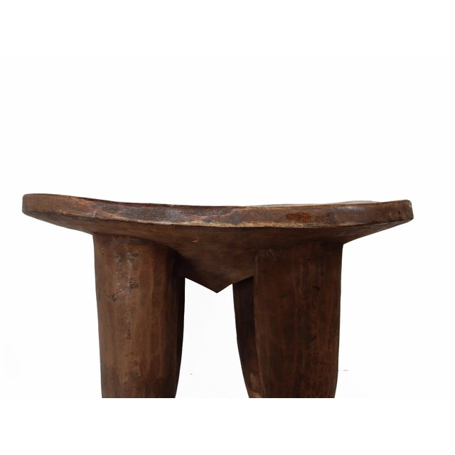 Cote d'Ivoire Carved Senufo Stool - Image 3 of 6