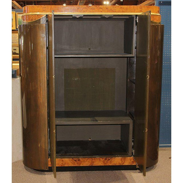 1930s Leavitt Weaver Art Deco Wardrobes, 2 Available For Sale - Image 5 of 8