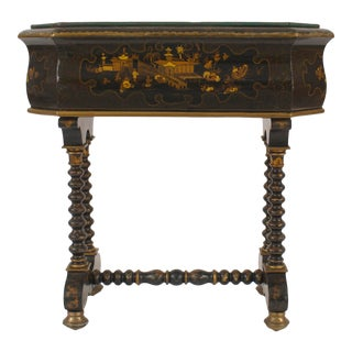 Queen Anne Gilt Chinoiserie Fernery For Sale