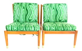 Image of Den Slipper Chairs