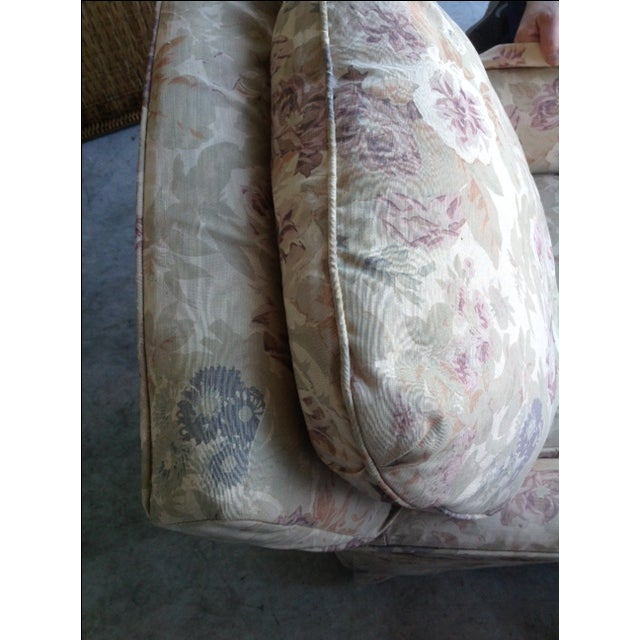 Vintage 1930s Floral Chaise - Image 5 of 7