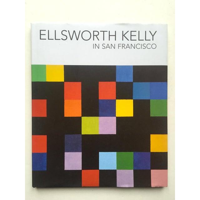 """Ellsworth Kelly in San Francisco"" 1st Edtn Exhibition Modern Art Book For Sale - Image 10 of 11"