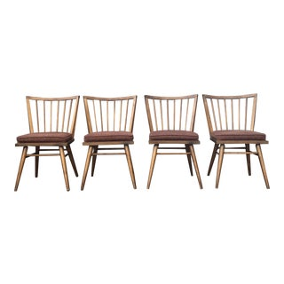 Conant Ball Dining Chairs by Leslie Diamond