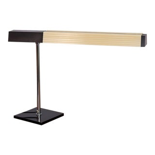 Lightolier Chrome Desk Lamp For Sale