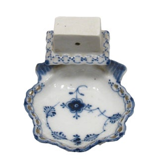 Royal Copenhagen Porcelain Match Strike / Ashtray For Sale