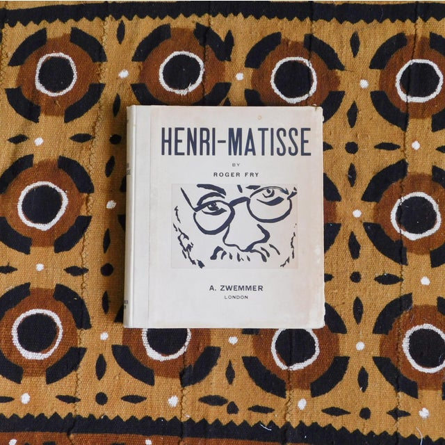 1930s 1935 Henri-Matisse Coffee Table Book For Sale - Image 5 of 5