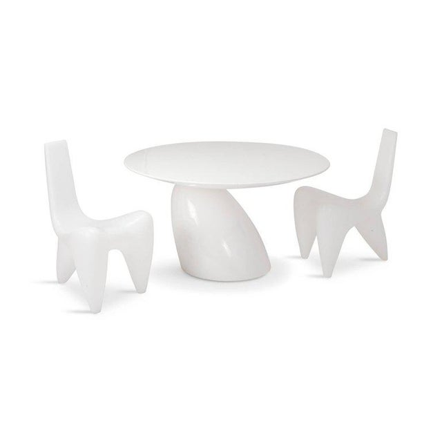 """Douglas Mont """"Spidlight"""" Chairs, Set of Two For Sale - Image 9 of 10"""