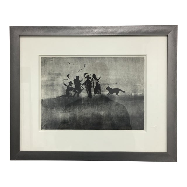 Original Charcoal Drawing, Signed and Framed - Image 1 of 6