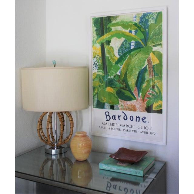 Guy Bardone Framed Exhibition Poster For Sale - Image 5 of 6