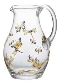 Image of Glass Pitchers