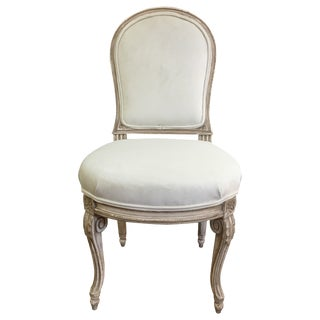 French Regency Style Chairs For Sale