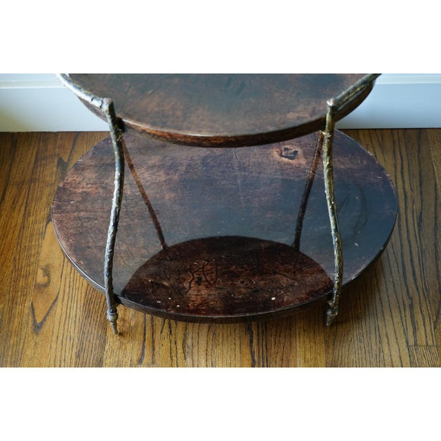 1960s Hollywood Regency Aldo Tura Cocktail Table For Sale In Los Angeles - Image 6 of 8