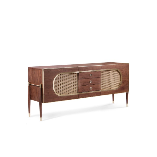 Not Yet Made - Made To Order Covet Paris Dandy Sideboard For Sale - Image 5 of 6