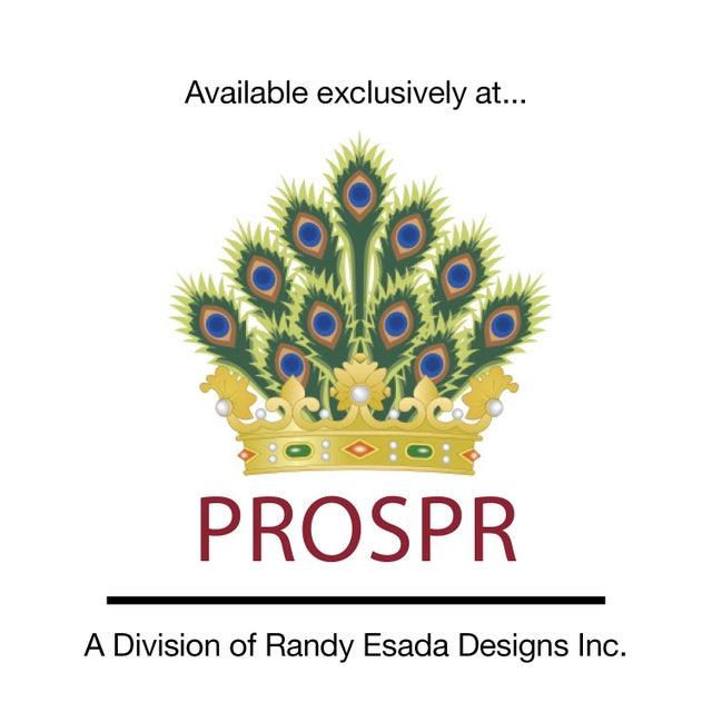 2010s Italian Gilt-wood Designer Sconce by Randy Esada Designs for PROSPR For Sale - Image 5 of 5