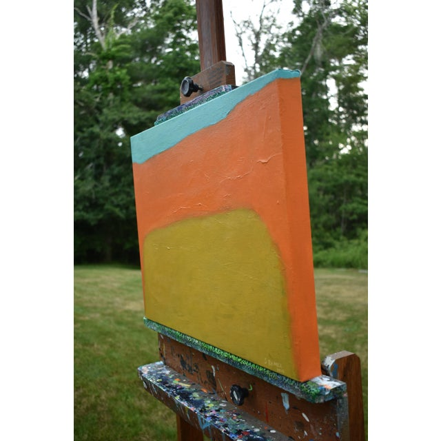 "Stephen Remick, ""Harvest"", Contemporary Abstract Painting For Sale In Providence - Image 6 of 12"