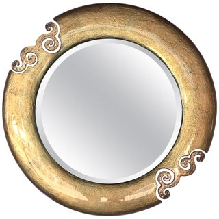 Swarovski Strass Crystals Mirror For Sale