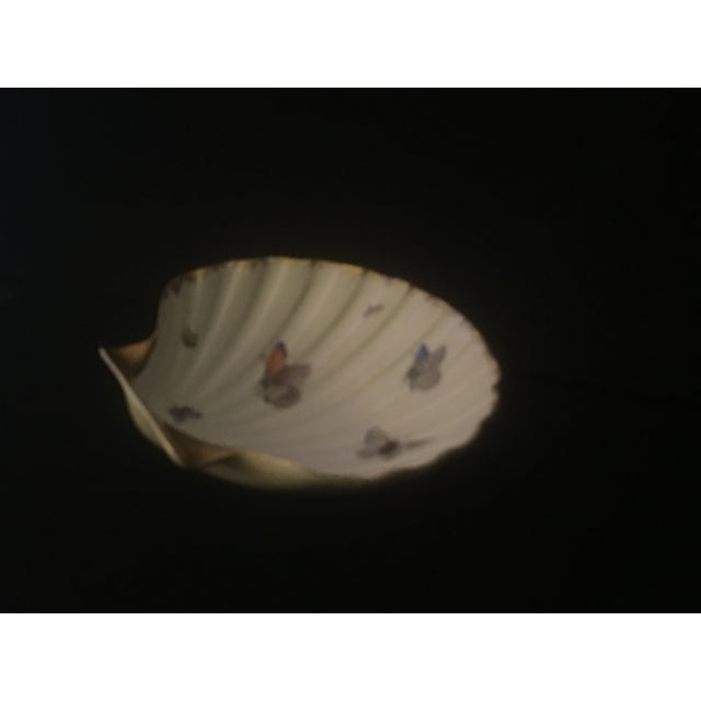 Limoges 24k Gold Butterfly Dish - Image 3 of 6