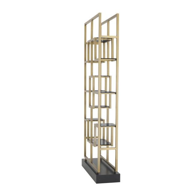 Multi-Level Decorative Cabinet | Eichholtz Lagonda For Sale - Image 4 of 7