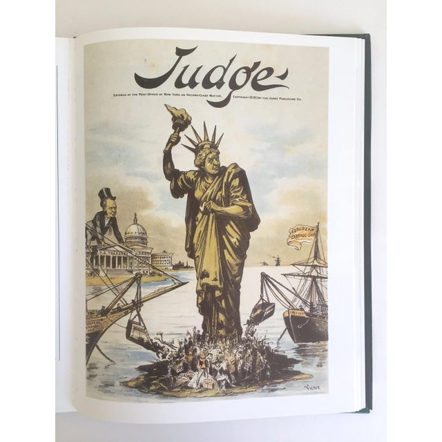 """ Statue of Liberty the 1st 100 Years "" Vintage 1985 Architecture Heritage Large Collector Book For Sale - Image 5 of 11"