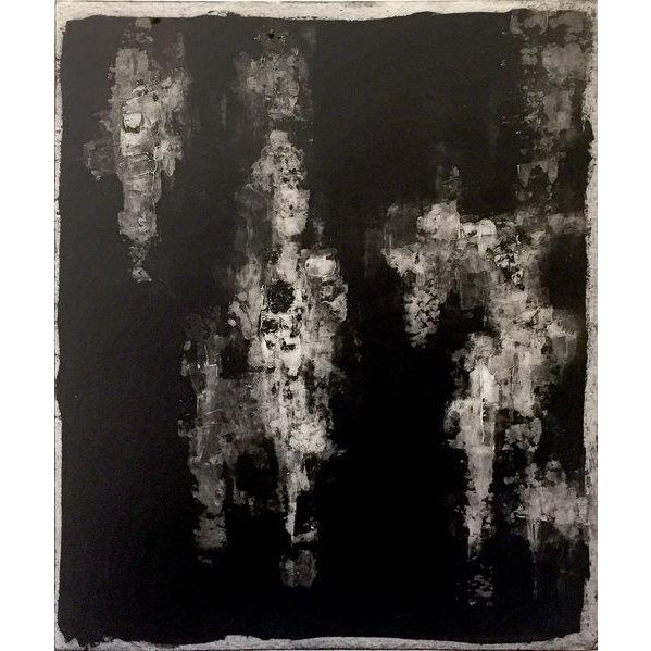 Monotype Dolores Tema, Fractured Plates Print, 2014 For Sale - Image 7 of 7