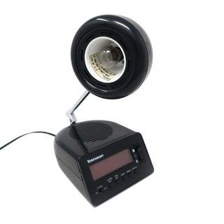 1980s Tensor Alarm Clock Lamp For Sale