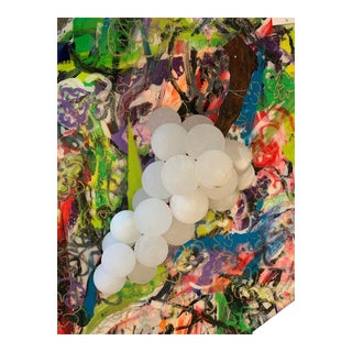 Julia Buckingham for Global Views Alabaster Bella Grapes For Sale