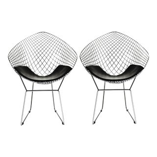 Waymodd Stainless Steel Egg Shell Chairs - A Pair For Sale