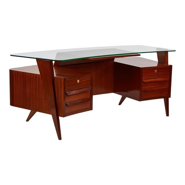 Rare Carlo De Carli Desk For Sale