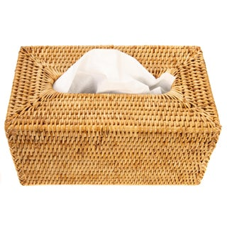 Artifacts Rattan Long Tissue Box Preview