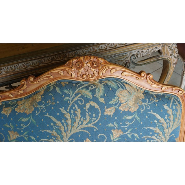 Comfortable Giant Hand Carved Club Chair - Image 9 of 10