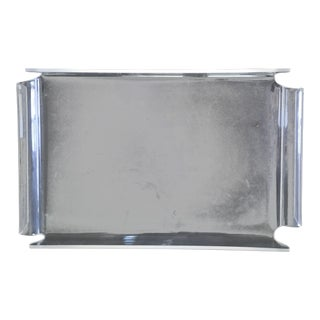 Modern Lucite Serving Tray For Sale